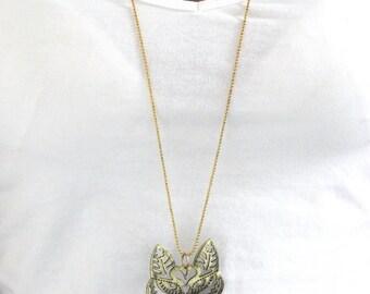 Fox Necklace -