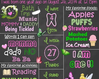 Tinkerbell Birthday Theme