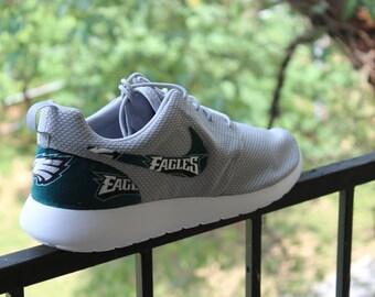 Philadelphia Eagles Nike Custom Roshe