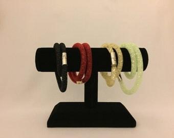 Double stardust bracelet