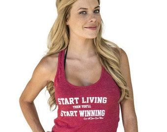 Start Living and Start Winning