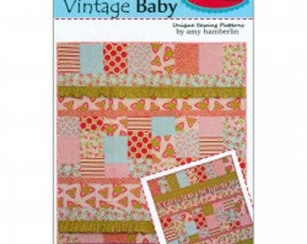 Vintage Baby Throw Pattern