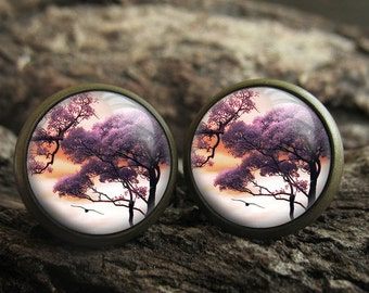 nature stud earrings nature stud earings nature earrings for woman fantasy jewlery nature earings nature jewelry fantasy stud earrings