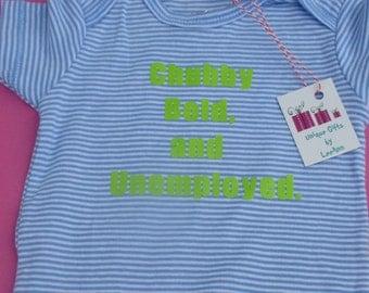 Funny Baby Boy Onesie Gift
