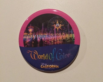 World of Color Celebration Button