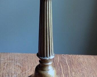 Vintage Brass Candle Stick