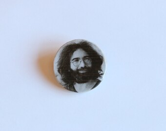Jerry Garcia Pin