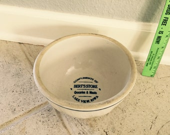 Crockery bowl-reduced!