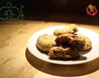 Badass Butterscotch Cookies *Gluten Free!*