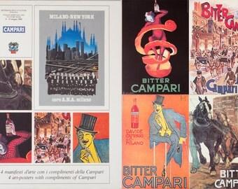 Campari Limited Edition Set (1984)