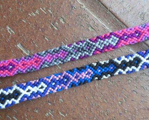 arrowhead style 2 friendship bracelet