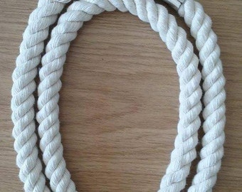 Rope me necklace #1
