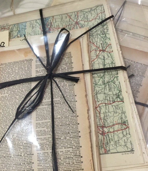 Vintage Craft Papers // Vintage Book Pages // Dictionary Pages // Music sheets // Vintage Paper Packs // Craft Stash // Antique Book Pages