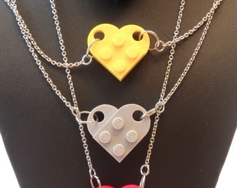 Lego pendant with chain