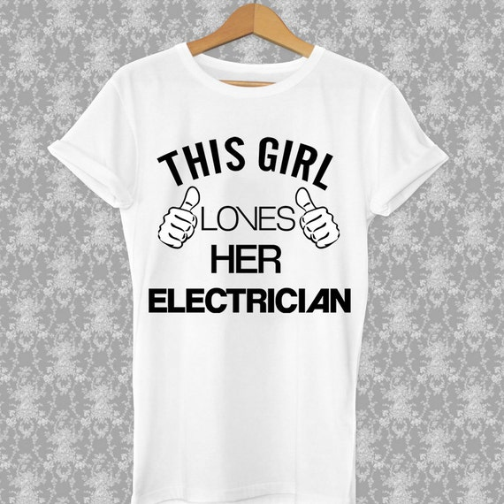 Honeymoon Clothes Gifts: Wife Shirts Electrician Gifts Honeymoon Gifts Wife Gift