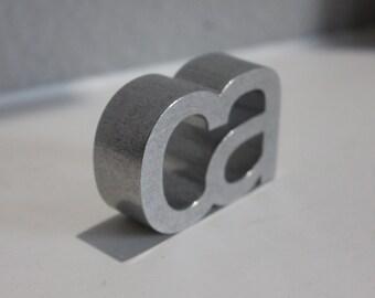 Decorative Metal Letters