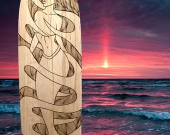 The Mermaid Surfie
