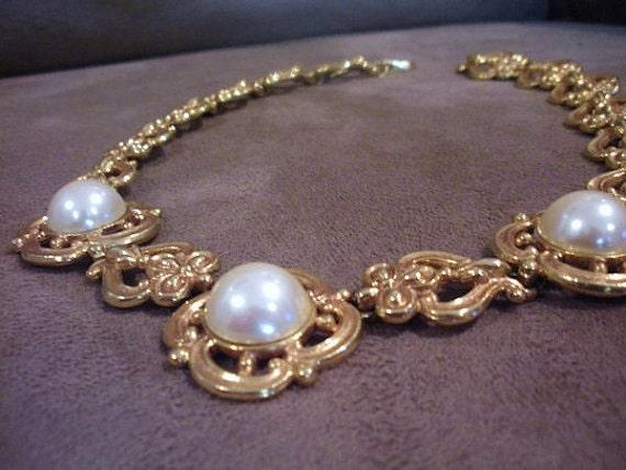 Carol Dauplaise Necklace / Designer Necklace / Wedding