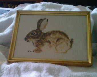 Woodland Bunny Rabbit