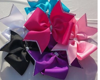 Large Boutique Pinwheel Bow