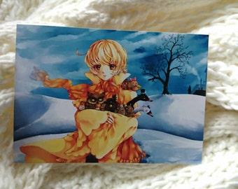 Winterwonderland - Postcard