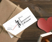 0388 JLMould Custom Price Kraft tag Rubber Stamp for Craft Shows and Pricing your Items  Price Tag Stamp