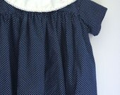 vintage nannette baby girls dress 3 to 6 months
