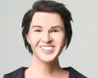 Rachel Maddow Action Figure, One of a Kind