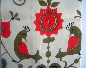Amazing tea towel - new with tag - Belgian linen