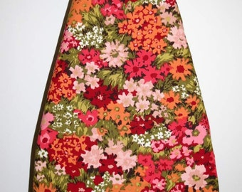 Ironing Board Cover, Vibrant Floral