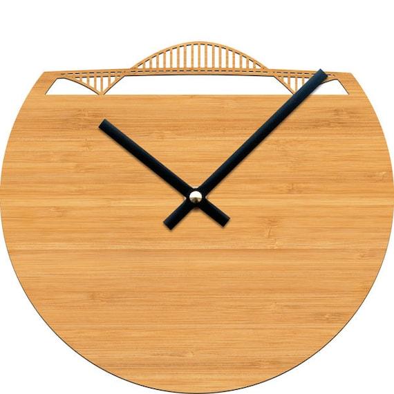 Fremont Bridge Clock - Portland, Oregon