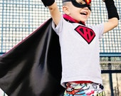BLACK ARM-BANDS Superhero accessory - for Super Hero birthday gift - Your Choice of Color fits in your Easter basket