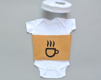 Baby Coffee Cup Costume