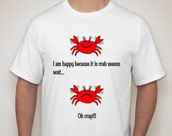 Crab season?