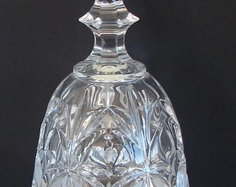 Clear Glass Bell