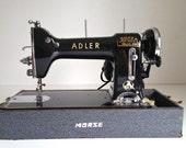 Adler 187 German Mid Century Sewing Machine