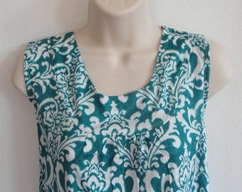 S  - Post Surgery Shirt - Shoulder, Breast Cancer, Heart / Hospice / Rehab / Special Needs / Stroke / Breastfeeding Shirt -  Style Sara