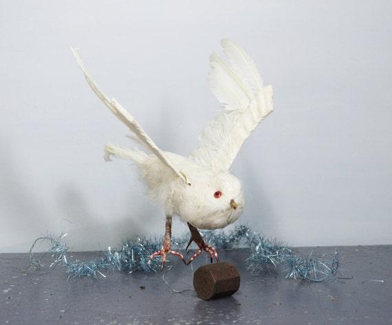 Items Similar To Antique Handmade Bird Christmas Tree