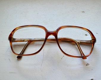 1970s NOS Bill Blass Plastic Eyeglasses Frames, Made in Italy
