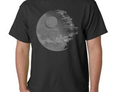 DEATH STAR t shirt - May the fouth be with you - Star Wars shirt - Return of the Jedi shirt - graphic tshirt - star wars nerd