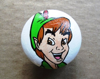 Peter Pan Dresser Knob