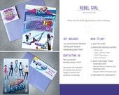 Nerf Rebel 5x7 Invitation - PERSONALIZED