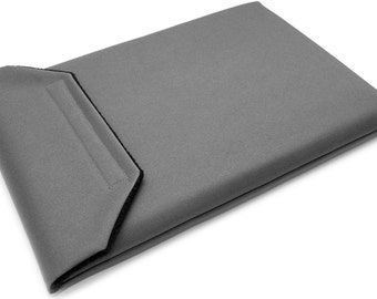 MacBook Pro Retina 13 Sleeve Laptop Case Cover 13.3 inch Waterproof - Gray (Grey) Canvas
