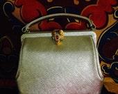 Silver Vintage Handbag/Purse