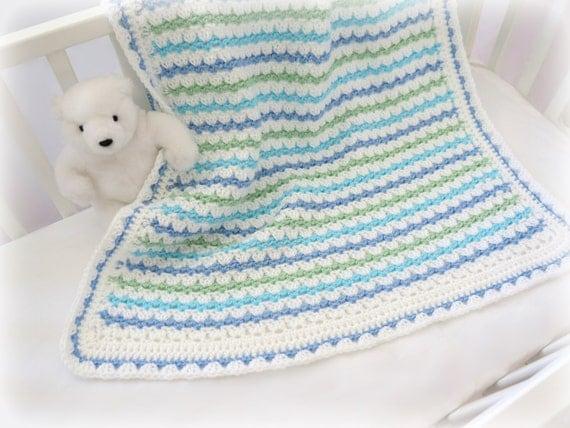 Crochet Baby Blanket Name Pattern : Crochet Baby Blanket Pattern Baby Blanket Pattern EASY