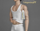 1/6th scale underwear for: male figures and dolls