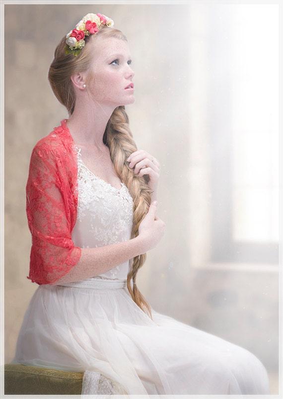 Lace Wedding Shawls – Fashion dresses