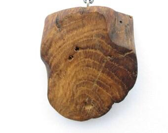 Oak Pendant - Reversible