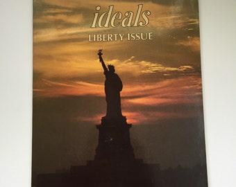 Patriotic Magazine Etsy