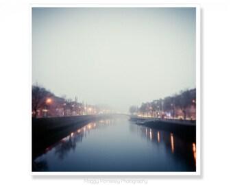 Dublin Photograph, Irish Gift, Made In Ireland, Ha'Penny bridge, Ireland Photography, Irish Gift, River Liffey